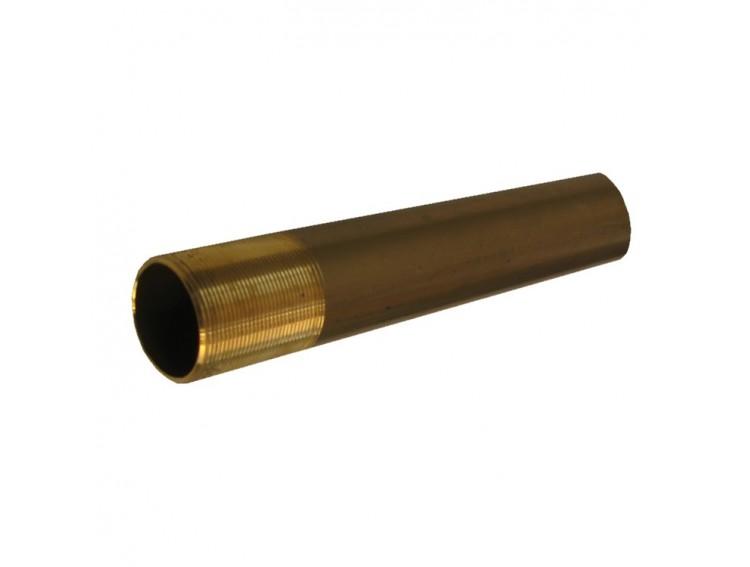 Rura stewowa z brązu jednostronnie gwintowana 40mm