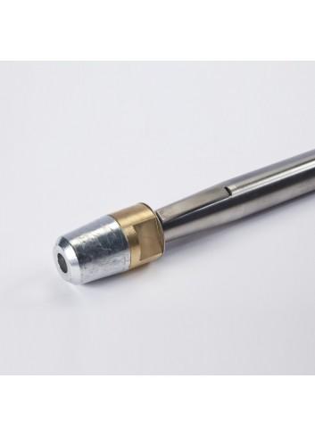 WNAP25-1500-KPL - Wał ⌀25, l:1500 : standardowy stożek 1:10 -