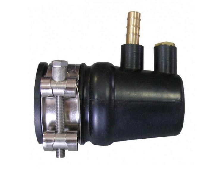 DGUM-W-35 - Dławica gumowa z chłodzeniem 35mm -
