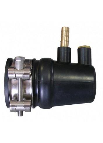 DGUM-W-45 - Dławica gumowa z chłodzeniem 45mm -