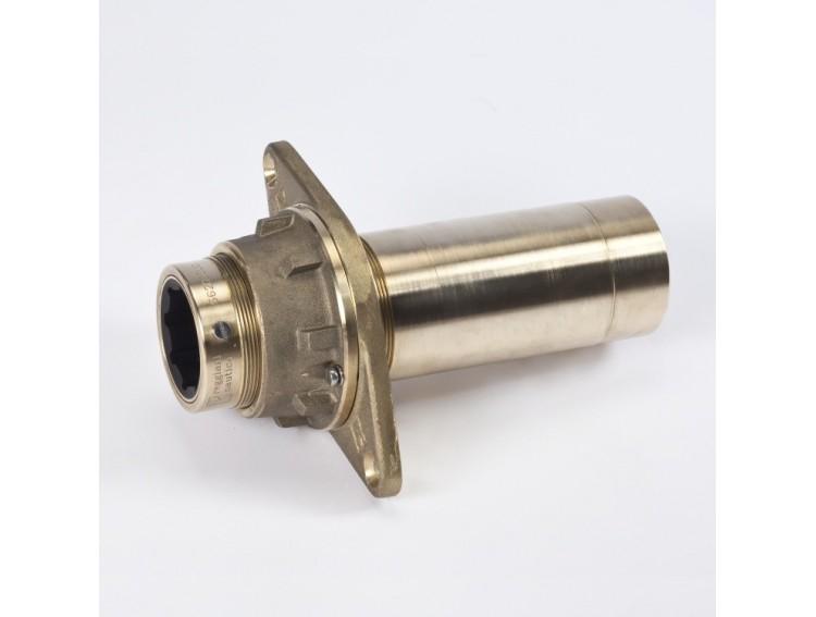 GL-LS30 - Głowica LS ⌀30 z łożyskiem mosiężno-gumowym -