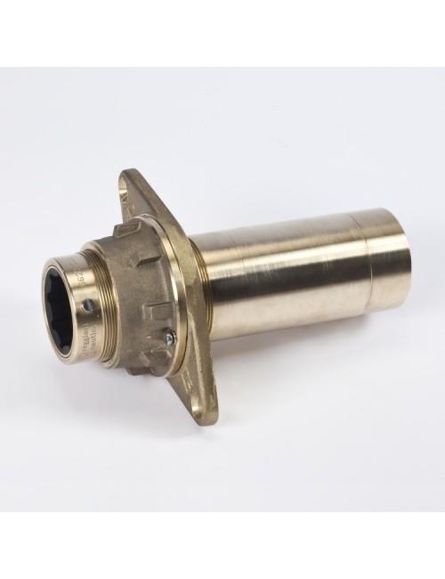 GL-LS40 - Głowica LS ⌀40 z łożyskiem mosiężno-gumowym -