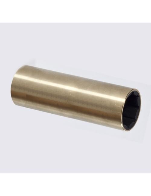 LOZMG A-8 AS-50 - Mosiężno-gumowe łożysko ślizgowe 50x66 -