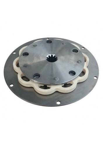 DP12AM49 - Tarcza sprzęgła kompozytowa 241,3mm, 135Nm -