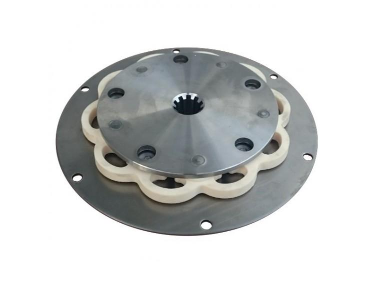 DP12AM124-243 - Tarcza sprzęgła kompozytowa 243mm,135Nm -