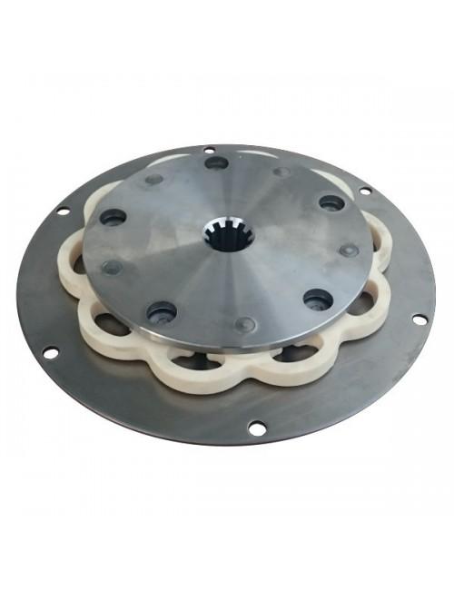 DP49AD17 - Tarcza sprzęgła kompozytowa 314,3mm, 670Nm -