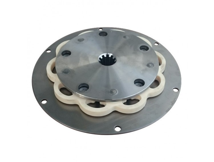 DP49AD5 - Tarcza sprzęgła kompozytowa 352,4mm, 670Nm -