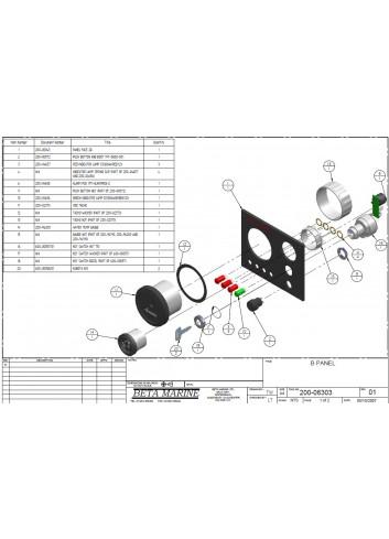 - Opcjonalny panel kontrolny