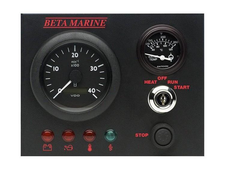 """- Opcjonalny panel kontrolny """"B"""" -"""