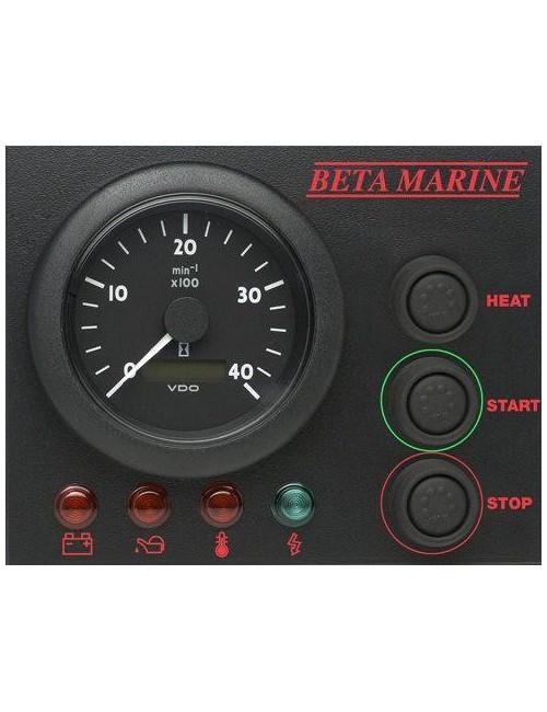 """- Panel sterowania """"ABVW"""" z przyciskami-opcja w miejsce panelu ABV (na kluczyk) -"""