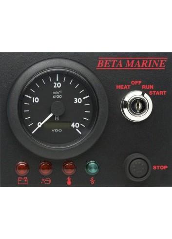 - Standardowy panel kontrolny