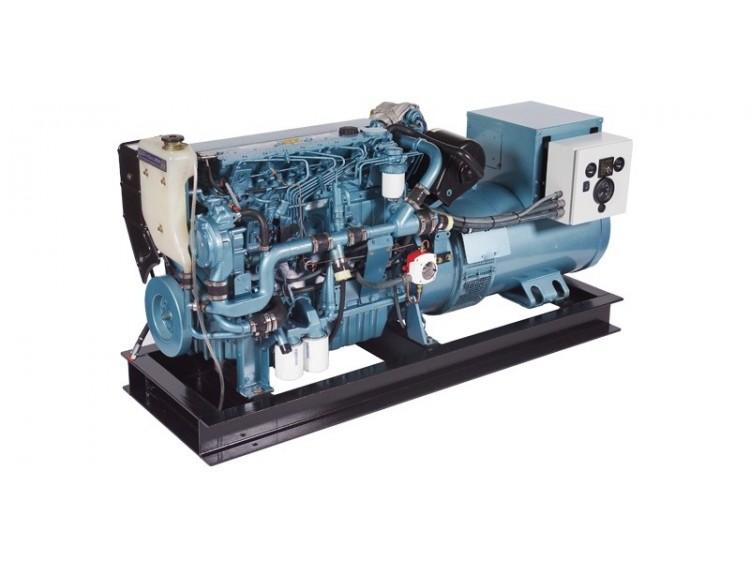 - Generator Beta Marine Perkins Marine 35 - 120 kVA -
