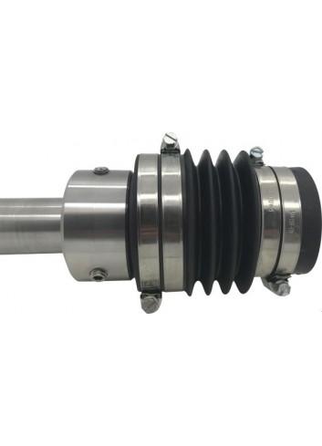 SUPERSEAL15002501 - Dławica  Ø25mm z uszczelnieniem mechanicznym, bez wtrysku wody -