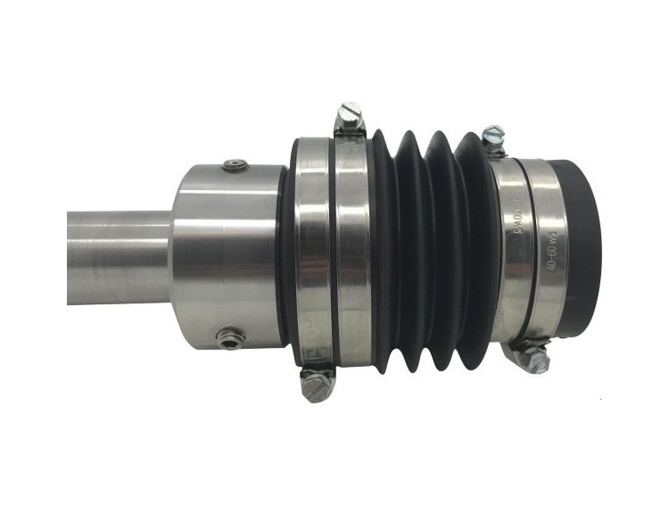 Dławica z uszczelnieniem mechanicznym, bez wtrysku wody Ø25mm