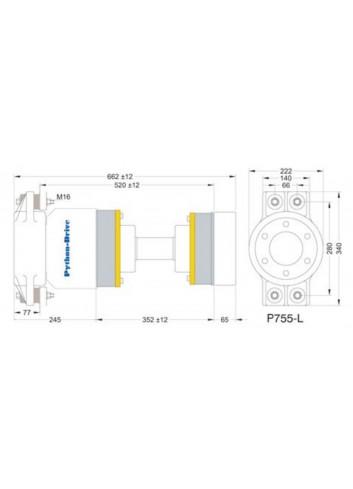 P755-L - Python Drive P755-L -