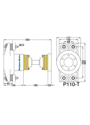 P110-T - Python Drive P110-T -