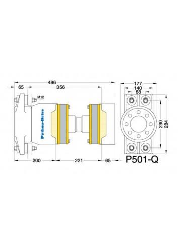 P501-Q - Python Drive P501-Q -