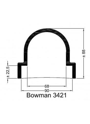 - Dekiel chłodnicy Bowman 3421 -