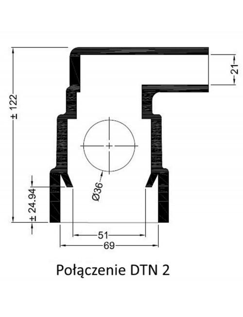 - Połączenie DTN 2 -