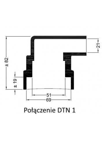 - Połączenie DTN 1 -