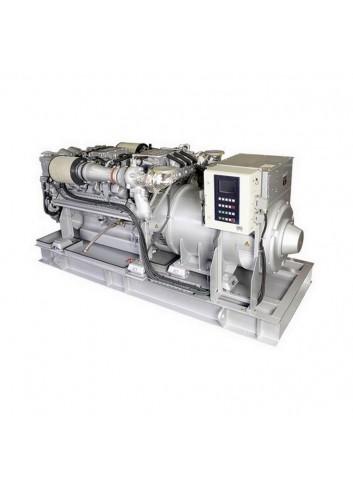 - Generator Beta Marine Deutz 88 - 490 kVA -