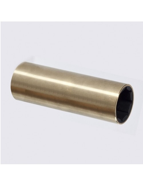 LOZ-MG 8 AR-40 - Mosiężno-gumowe łożysko ślizgowe 40x53,97 -