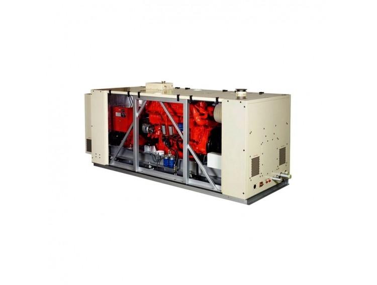 - Generator Beta Marine Scania 200 - 760 kVA -