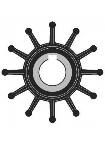 WIR-IMP-JMP-7172 - Wirnik-Impeler JMP 7172 -