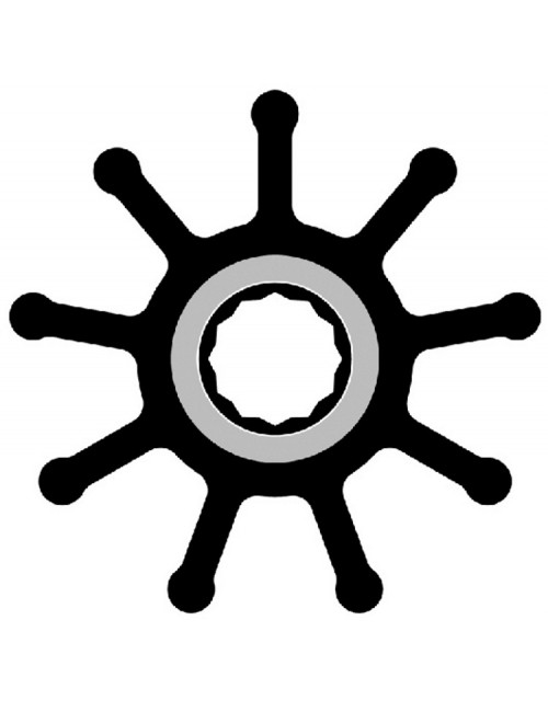 WIR-IMP-JMP-8016 - Wirnik-Impeler JMP 8016 -
