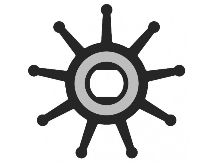 WIR-IMP-JMP-8201 - Wirnik-Impeler JMP 8201 -