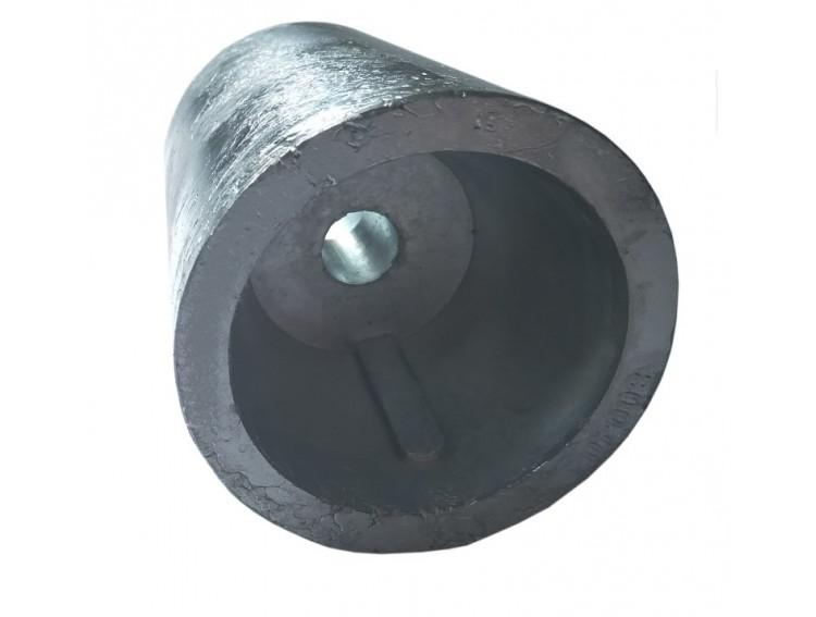 ANODA40STOZ - Anoda wału stożkowa 40 mm - stożek -