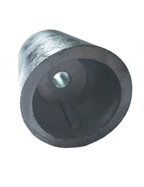 ANODA50STOZ - Anoda wału stożkowa 50 mm - stożek -