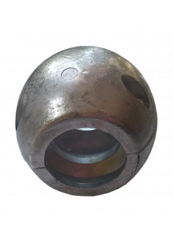 ANODA-OW-45 - Anoda owalna na wał 45 mm -