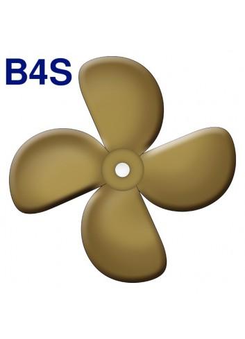 """SRUBA-B4S-23 - Śruba 4-płatowa  23"""" -"""
