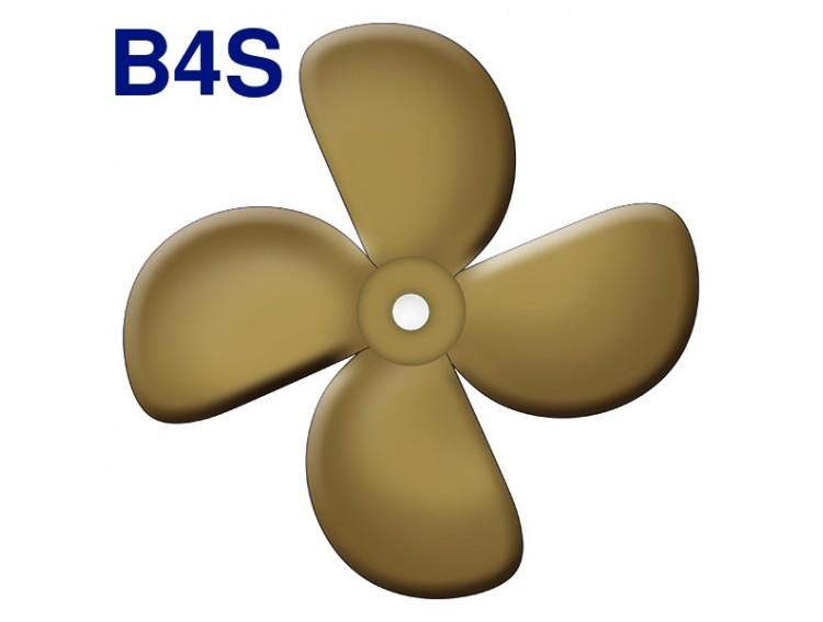 """SRUBA-B4S-25 - Śruba 4-płatowa  25"""" -"""