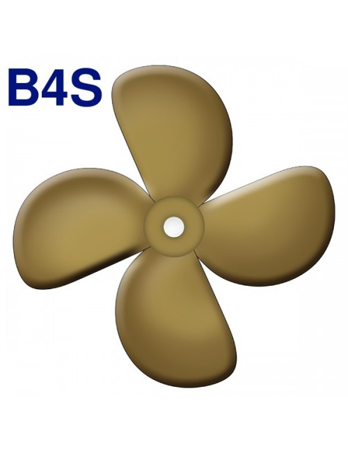 """SRUBA-B4S-30 - Śruba 4-płatowa  30"""" -"""