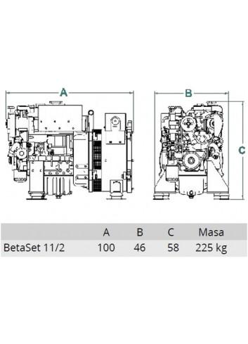BetaSet/BetaGen 11/2 - Generator BetaSet/BetaGen 11/2 -