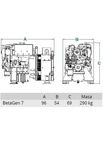BetaSet/BetaGen 7 - Generator BetaSet/BetaGen 7 -