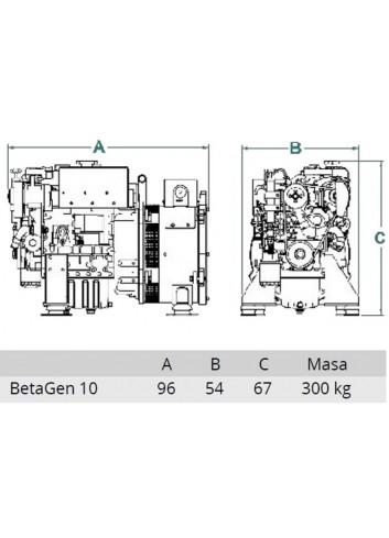 BetaSet/BetaGen 10 - Generator BetaSet/BetaGen 10 -