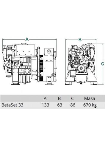BetaSet/BetaGen 33 - Generator BetaSet/BetaGen 33 -