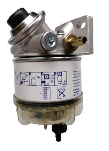 - Filtr paliwa z separatorem wody -