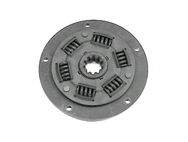 DPV1004-650-002 - Tarcza sprzęgła 157 mm średnicy z metalowymi sprężynami -