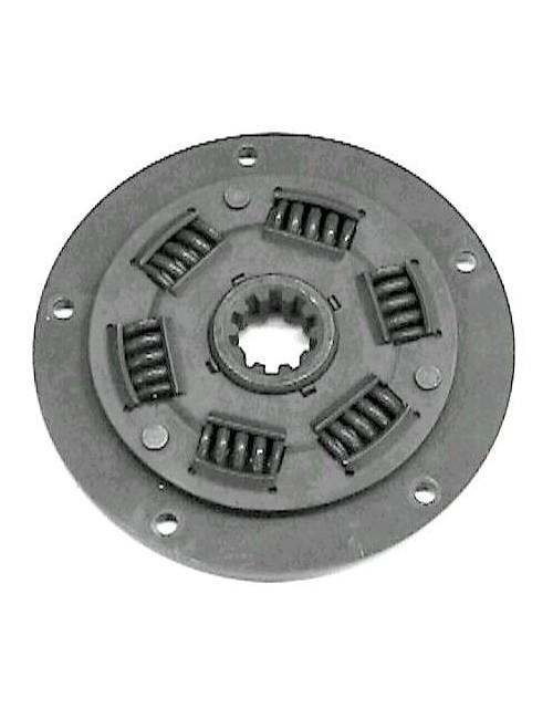 - Tarcza sprzęgła 159 mm średnicy z metalowymi sprężynami -
