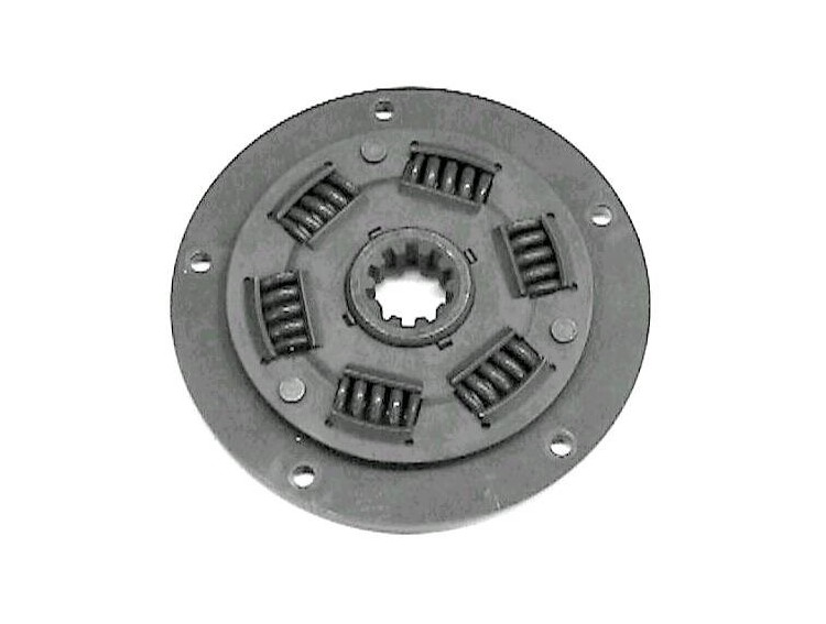 DPV1004-650-007 - Tarcza sprzęgła z metalowymi sprężynami 336,5 mm średnicy, 680 Nm, 26T -
