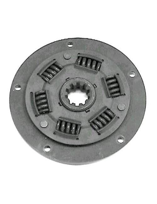 DPV1004-650-008 - Tarcza sprzęgła z metalowymi sprężynami 336,5 mm średnicy, 600 Nm, 26T -