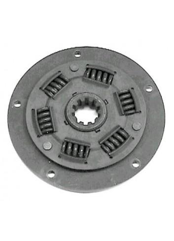 DPV1004-650-005 - Tarcza sprzęgła 381 mm średnicy z metalowymi sprężynami -