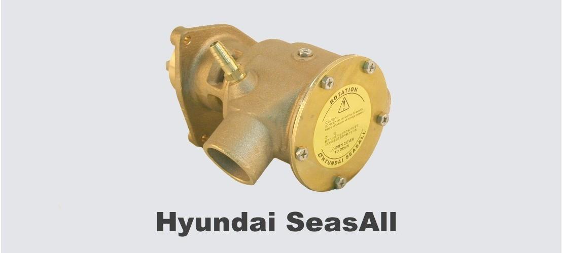 Pompy chłodzenia Hyundai Seasall