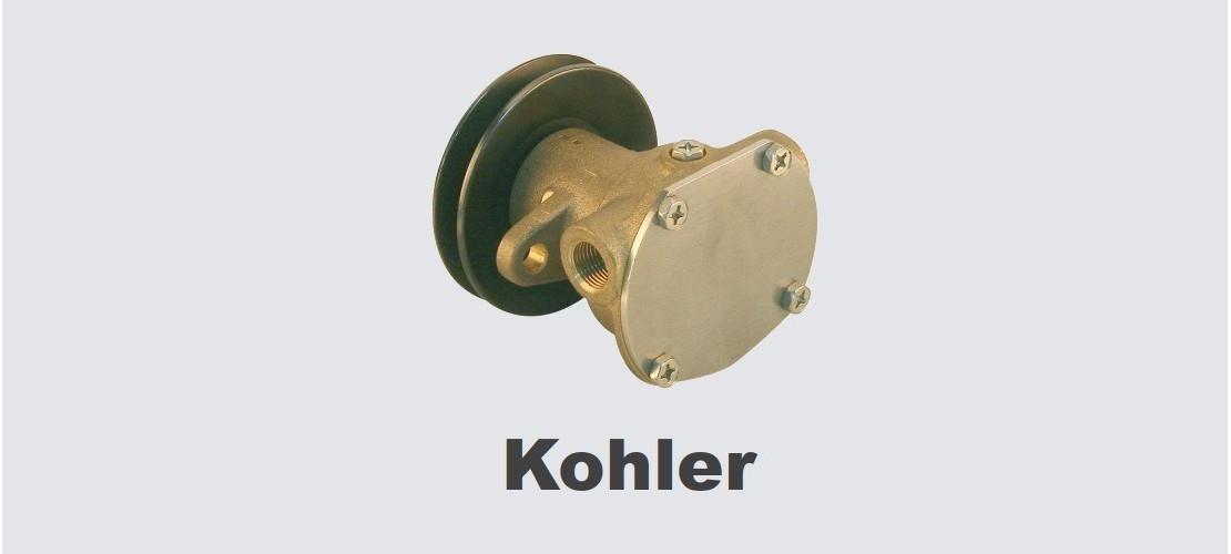 Pompy chłodzenia Kohler