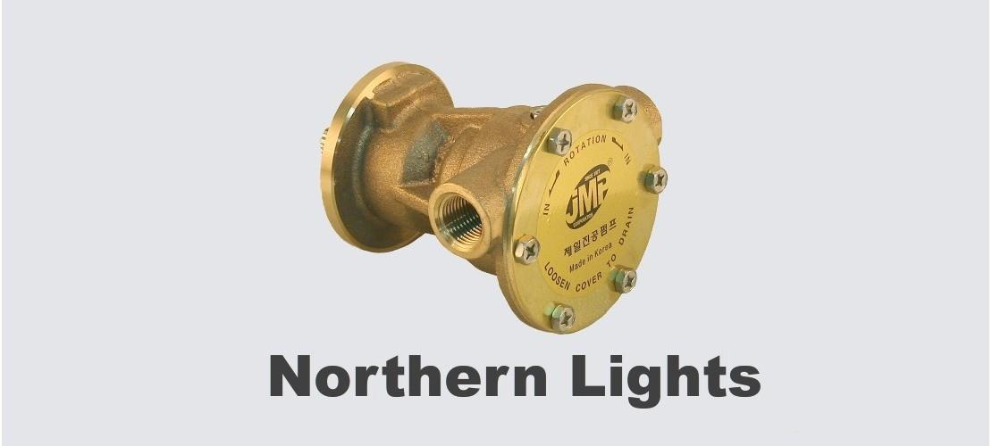 Pompy chłodzenia Northern Lights