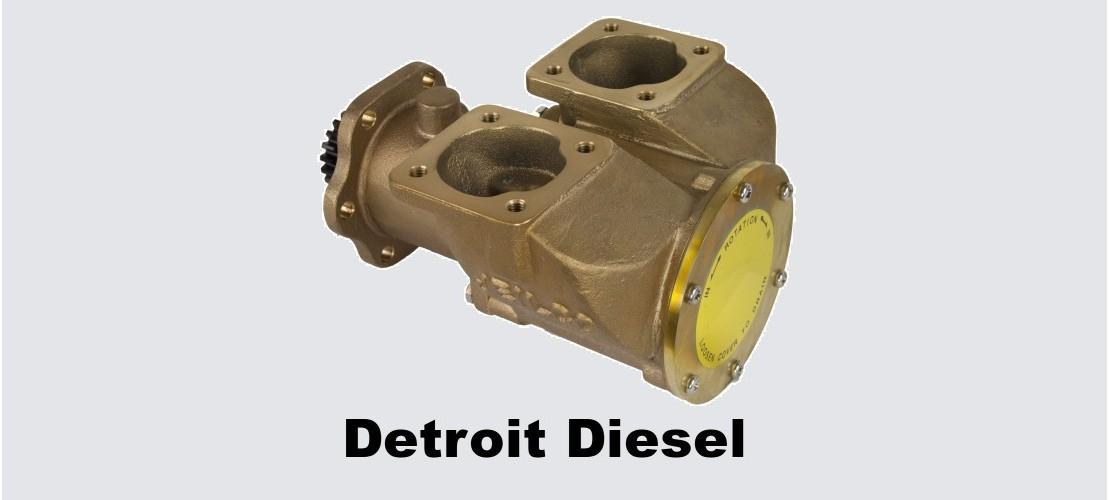 Pompy Detroit Diesel